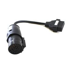 Переходник Iveco 30 pin на OBDII полная распиновка