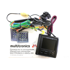 Маршрутный компьютер Multitronics сl-580