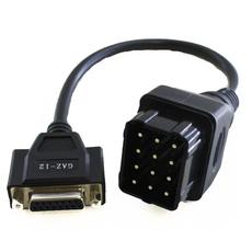 Переходник ГАЗ / УАЗ 12 pin для Сканматик