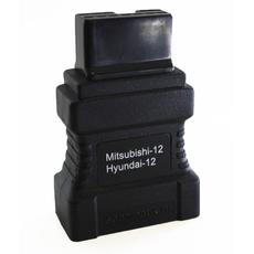 Переходник Mitsubishi 12 pin для Scanmatik 2 pro