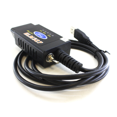 Elm 327 с переключателем HS + MS CAN