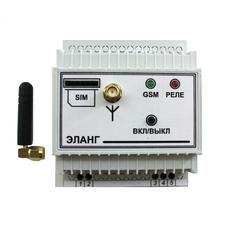 GSM-реле с дистанционным управлением