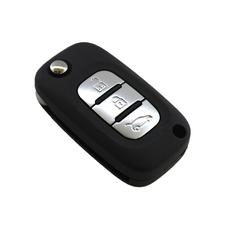 Выкидной ключ Лада Vesta c ДУ 433 Mhz 3 кн с лого
