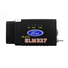 Elm 327 Bluetooth с переключателем HS + MS CAN