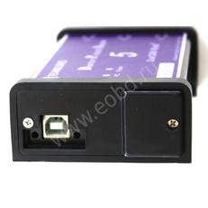 DPA 5 Dual CAN - универсальный сканер для грузовиков и спецтехники