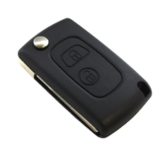 Ключ выкидной Citroen 2 кнопки