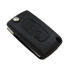 Корпус выкидной Citroen 2 кнопки VA2