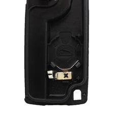 Корпус выкидной Citroen 3 кнопки HU83 сбат