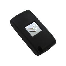 Корпус выкидной Citroen 3 кнопки без бат
