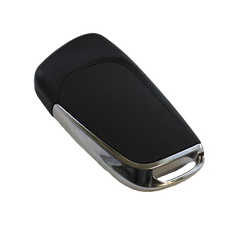 Ключ выкидной Citroen 3 кнопки VA3L new style под перестановку