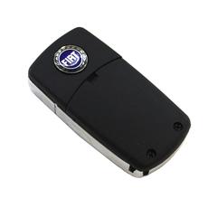 Ключ выкидной Fiat 1 кнопка заготовка