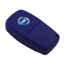 Ключ выкидной Fiat 3 кнопки SIP22