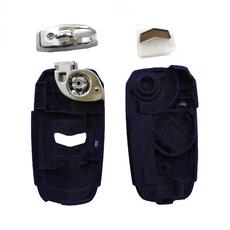 Ключ выкидной Fiat 1 кнопка SIP22