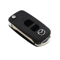 Ключ выкидной Mazda 2 кн MAZ24