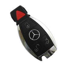 Смарт-ключ Mercedes Benz новый 2013 3 + 1 кнопки