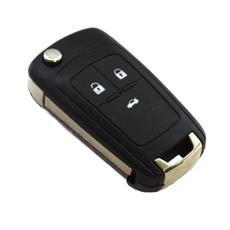Ключ выкидной Opel 3 кнопки (Astra J, Insignia и др)