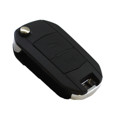 Ключ выкидной Opel 2 кнопки