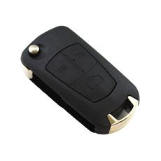 Ключ выкидной Opel 3 кнопки