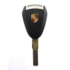 Ключ зажигания Porsche 3 кнопки