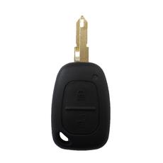 Обычный ключ Renault 2 кнопки