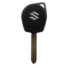 Ключ Suzuki 2 кнопки жало TOY43
