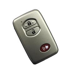 Корпус смарт ключа Toyota 3 кнопки Crown