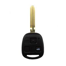 Тойота с ДУ 433 MHz простой 3 кнопки TOY43 4D67