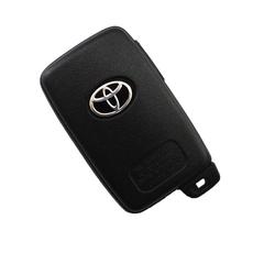 Смарт ключ Toyota 3 кнопки болванка