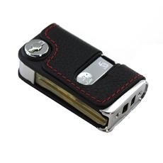 Ключ выкидной Toyota 2 кнопки кожа