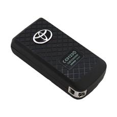 Toyota Выкидной ключ 3 кнопки TOY 43