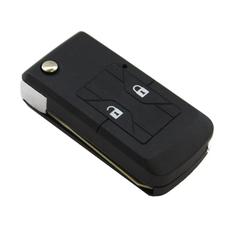 Ключ выкидной Toyota 2 кнопки болванка