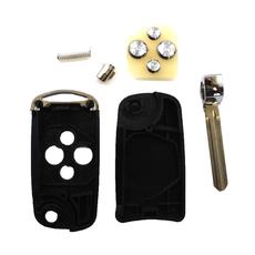 Ключ выкидной Toyota 4 кнопки
