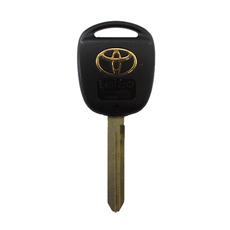 Ключ простой Toyota 2 кнопки заготовка