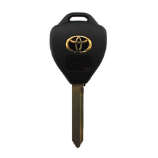Ключ Toyota 3 кнопки болванка ключа