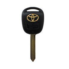Корпус Ключа Toyota 3 кнопки