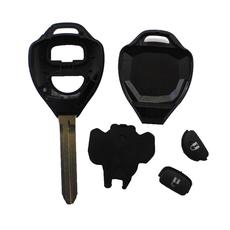 Заготовка простого ключа Тойота 2 кнопки