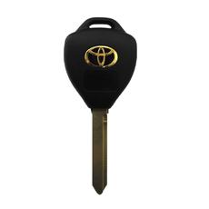 Ключ Toyota 4 кнопки TOY47