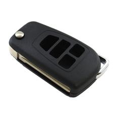 Корпус ключа выкидного Toyota 3+1 кн под перестановку