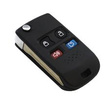 Ключ выкидной Ford Focus 1 Америка 4 кнопки