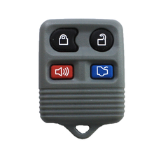 Брелок Ford 3 кнопки + паника с ДУ 315 Mhz