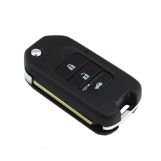 Выкидной ключ Хонда 3 кнопки  NEW