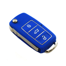 Корпус ключа Volkswagen Passat, Golf, Bora, Jetta 3 кн