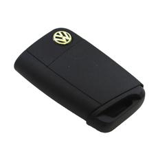 Фольксваген корпус выкидного ключа 3 кнопки трапеция