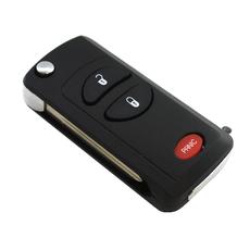 Ключ выкидной Chrysler 2 + 1 под перестановку