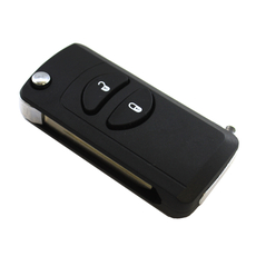 Ключ выкидной Chrysler 2 кнопки под переделку