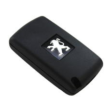Ключ выкидной Peugeot 2 кн с ДУ 433 MHz VA2