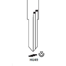 Жало выкидного ключа HU49