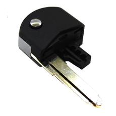 Мазда голова выкидного ключа с чипом