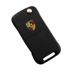 Ключ выкидной Porsche 3+1 кнопки 434MHz