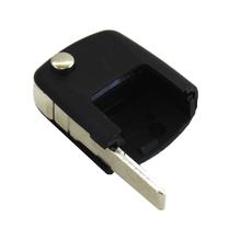 Верхняя часть выкидного ключа Volkswagen квадратные кнопки